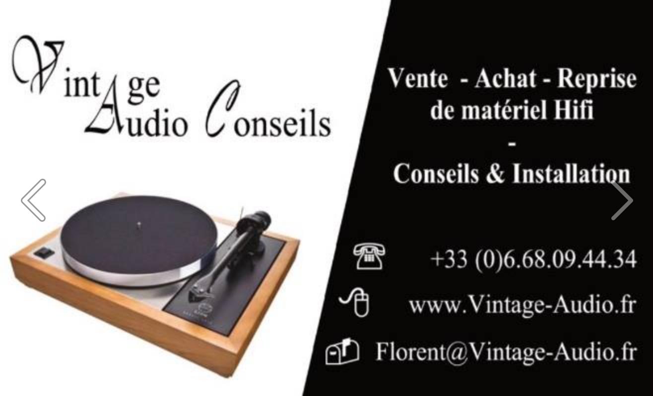 Vintage-Audio-Conseils